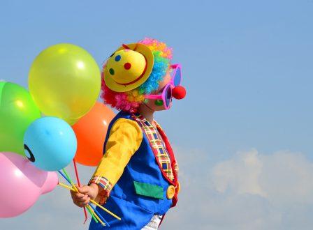"Hoch hinaus mit dem Mitmachcircus ""Rondel - circus for kids"""