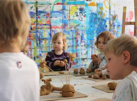 Gewinnen Sie einen Gutschein für die Kunstwerkstatt Königstein!
