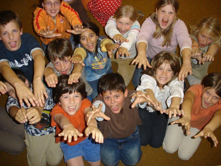 Kindertheater Sommerkurs