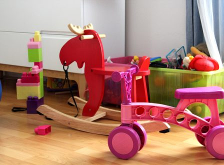Kleines Kinderzimmer? Die 6 besten Raumspar-Tipps