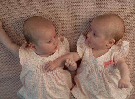 Tipps für die ersten Monate mit Zwillingen