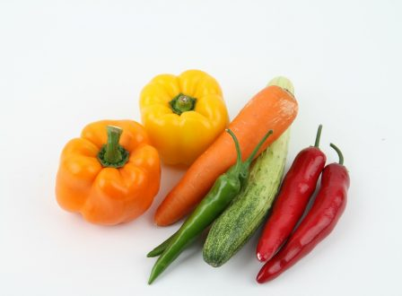 Frisches Gemüse aus der Wohnung ernten