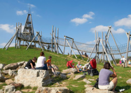 Sonntagsausflug Hessen mit Kindern – Spielpark Hochheim