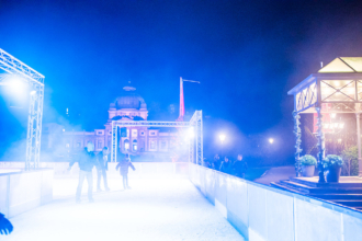 Eiswinter Bad Homburg