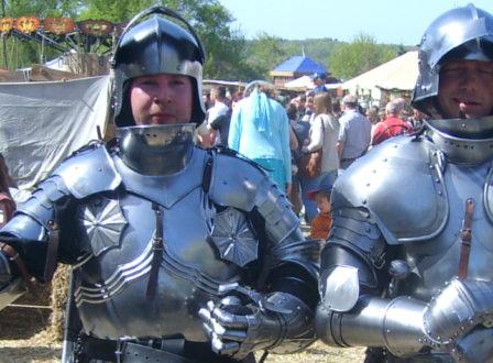 Mittelalterliche Burgfestspiele auf der Ronneburg - Gewinnt Familienkarten!