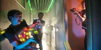 Lasertag Devils-Titelbild
