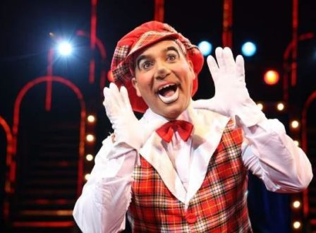 Manege frei - Gewinnt Karten für The Great Christmas Circus!
