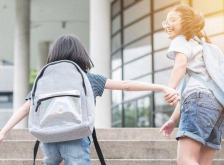 Der Übergang in die weiterführende Schule