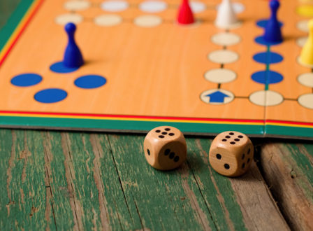 Gesellschaftsspiele beliebt wie eh und je
