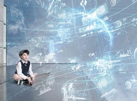 Die digitale Kindheit