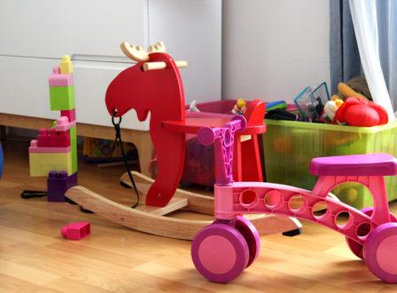 Wie groß sollte ein Kinderzimmer sein?