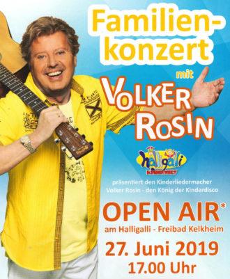 Familienkonzert Volker Rosin