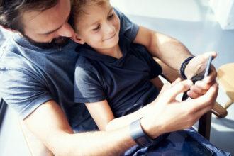 Kindersicheres Smartphone