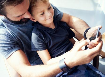 So machen Sie ein Smartphone kindersicher