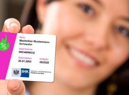 Rabatte, Bonus-Angebote und mehr - AzubiCard