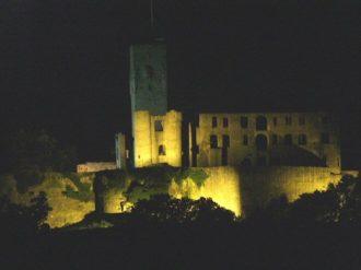 A Tribute to Abba | Burg Koenigstein bei Nacht