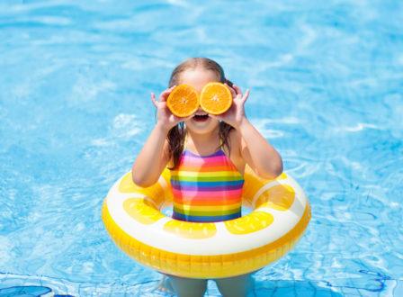 Sommer, Sonne und Badespaß in der Taunus Region