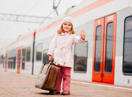 Kinderbetreuung bei der Deutschen Bahn (DB)