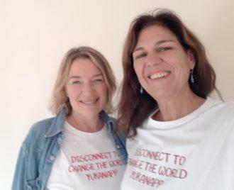 Eva Mateo und Susie Eichhorn