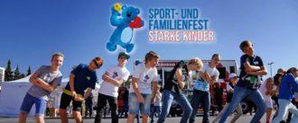 Sport- und Familienfest Starke Kinder