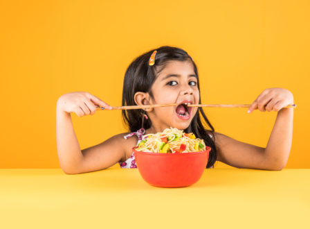Familien-Paket zum Asian Food Festival zu gewinnen!