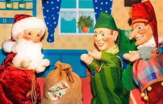 Kasperl rettet den Nikolaus