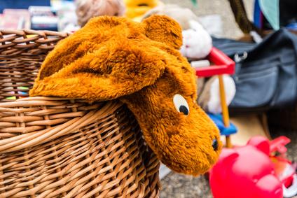 Kinderbasar Flohmarkt