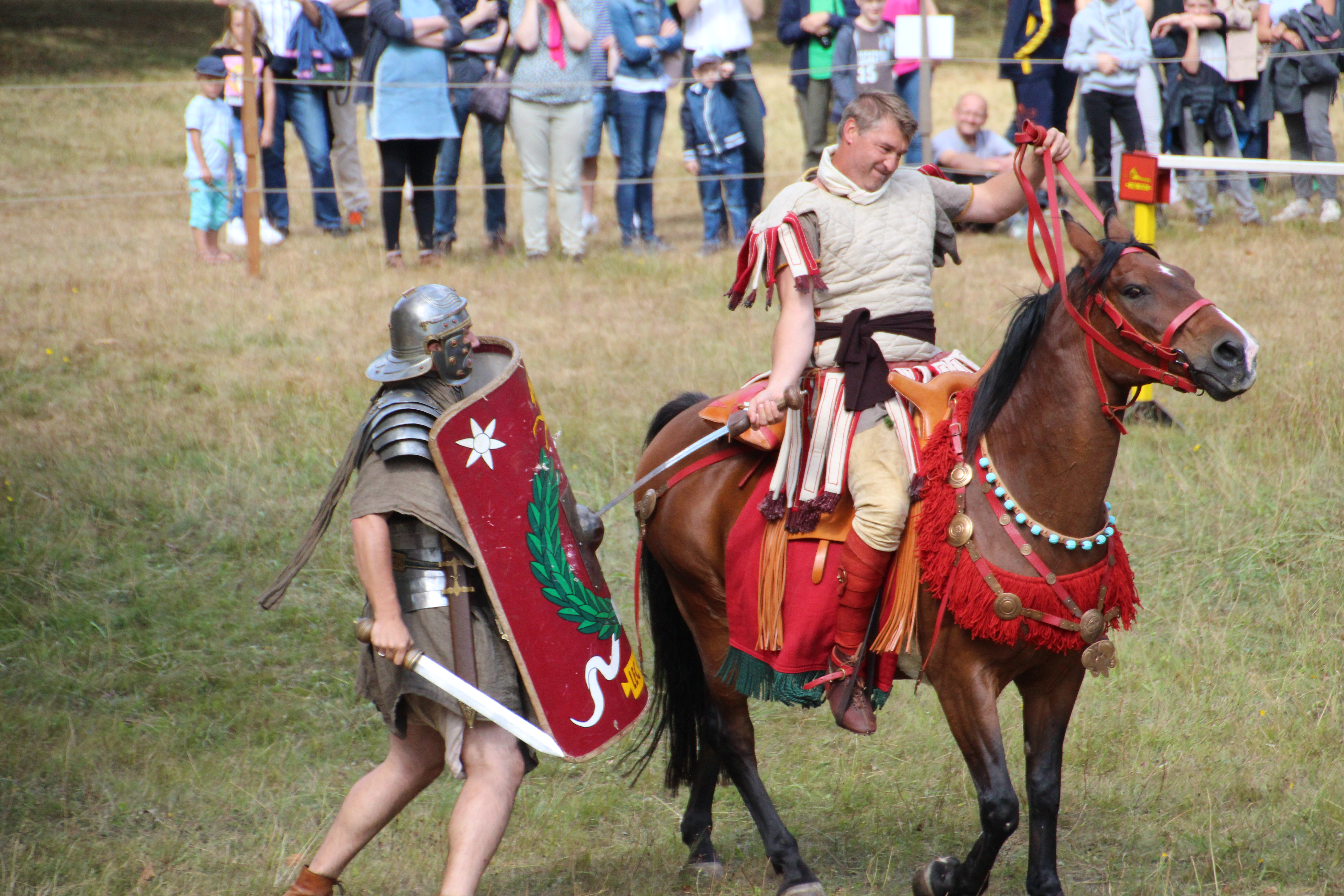 Thementag Römische Armee