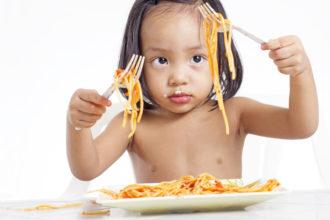 Kinderernährung - Vitamine für Gemüsemuffel