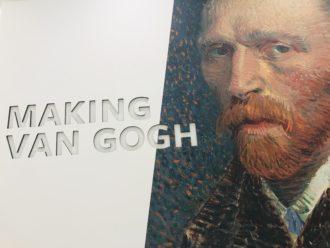 Making Van Gogh - Ausstellung