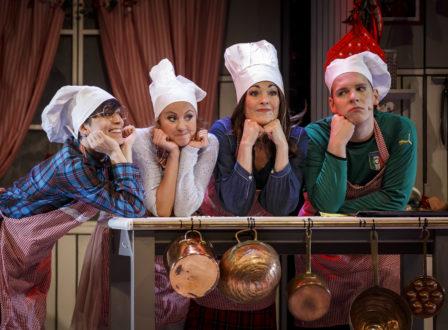 Wollt Ihr bei dem Familienmusical 'Die Weihnachtsbäckerei' dabei sein?