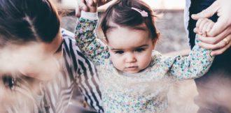 Baby-Hüttenschuhe selber machen