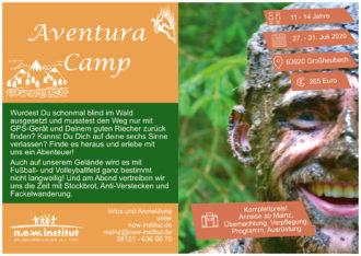 Aventura Camp Teens