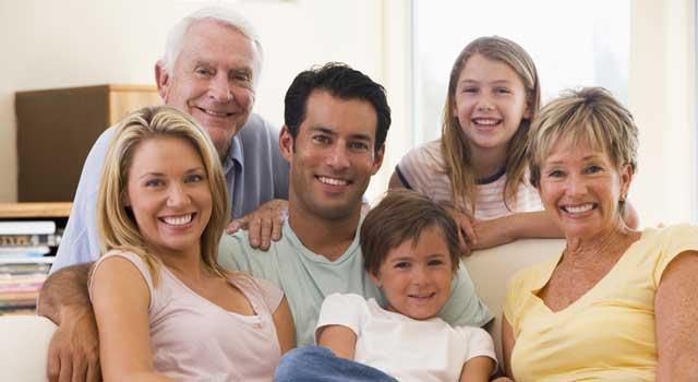 Finanzpaket für Familien
