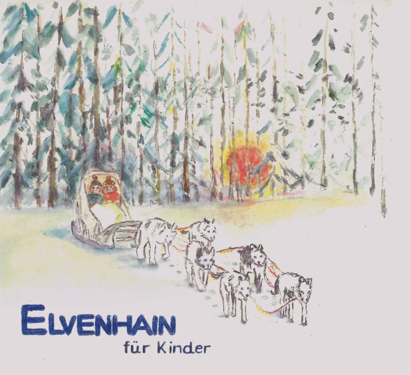 ELVENHAIN - Winterbild