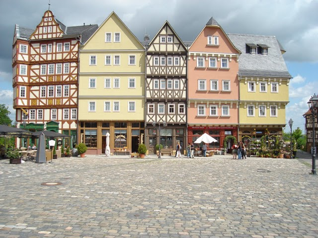 Marktplatz Hessenpark