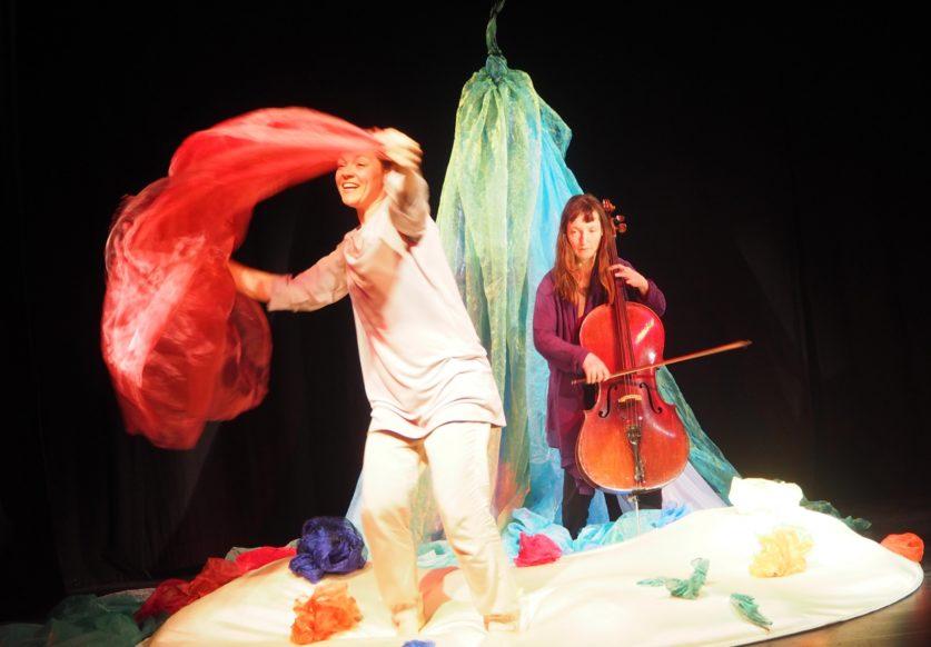 Zauberklänge-Kindertheater