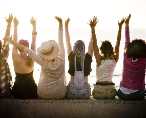 Frauen dieser Welt - Weltfrauentag am 8. März