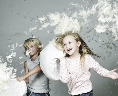 Was Kinder stark und glücklich macht!